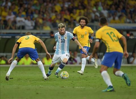 Sergio Romero nói về Lionel Messi hình ảnh