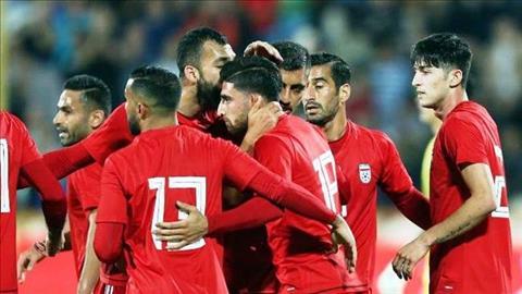 ĐT Iran phô diễn sức mạnh trước thềm Asian Cup 2019 hình ảnh