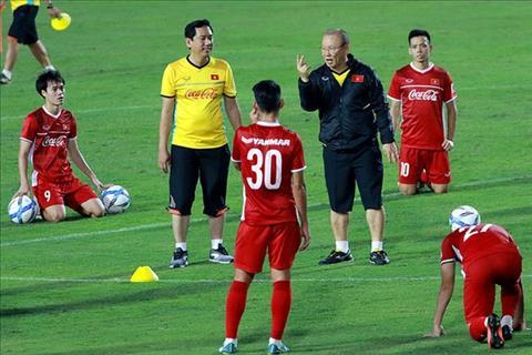 Lộ kế hoạch công bố danh sách 23 cầu thủ Việt Nam dự AFF Cup hình ảnh