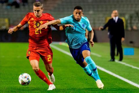 Video Bỉ vs Hà Lan 1-1 clip bàn thắng giao hữu hôm nay 1710 hình ảnh