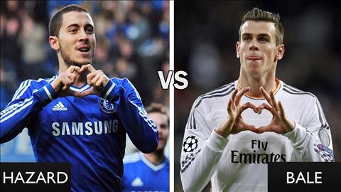 Real tinh dung Bale cau Hazard