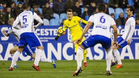 Zaragoza vs Cadiz 02h00 ngày 1810 (Cúp Nhà vua TBN 201819) hình ảnh