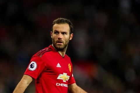 Arsenal muốn mượn Juan Mata vào tháng 1 năm 2019 hình ảnh