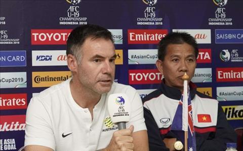 HLV U19 Australia vẫn chưa quên thất bại tại VCK U23 châu Á hình ảnh