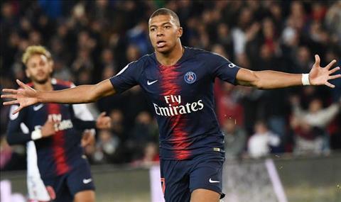 Pele khen ngợi Kylian Mbappe của Paris Saint-Germain hình ảnh