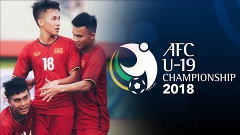 VCK U19 châu Á 2018 ĐT U19 Việt Nam viết tiếp giấc mơ hình ảnh