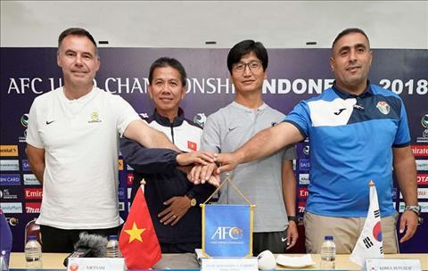 HLV Hoàng Anh Tuấn đặt mục tiêu lớn cho U19 Việt Nam ở đấu trường hình ảnh