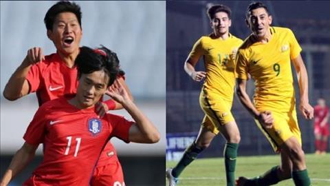 U19 Hàn Quốc vs U19 Australia 19h00 ngày 1910 (VCK U19 châu Á 2018) hình ảnh
