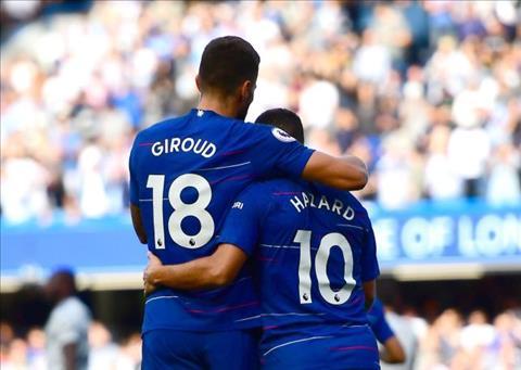 Nghịch lý Olivier Giroud Tiền đạo giỏi đâu cần phải ghi bàn hình ảnh 3