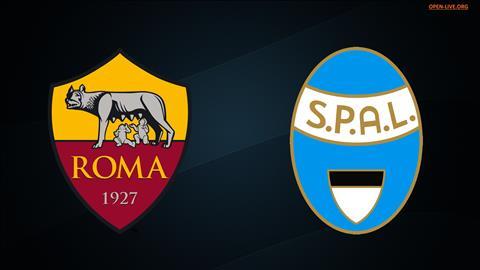 Roma vs Spal 20h00 ngày 2010 (Serie A 201819) hình ảnh