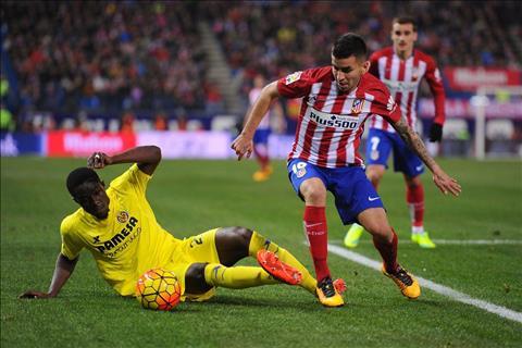 Villarreal vs Atletico Madrid 23h30 ngày 2010 (La Liga 201819) hình ảnh