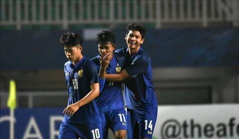 Video tong hop: U19 Iraq 3-3 U19 Thai Lan (VCK U19 chau A 2018)