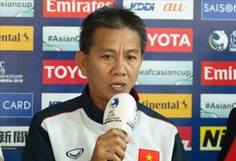 HLV Hoàng Anh Tuấn nói về thất bại của U19 Việt Nam trước Hàn Qốc hình ảnh