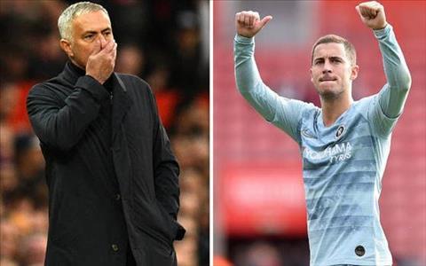 Mourinho va Hazard