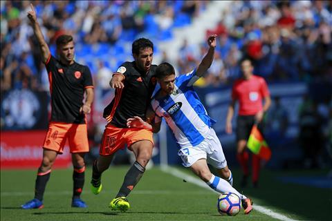 Valencia vs Leganes 21h15 ngày 2010 (La Liga 201819) hình ảnh