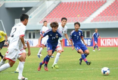 Kết quả VCK U19 châu Á Nhật Bản đại thắng, Úc buộc Hàn Quốc chia hình ảnh