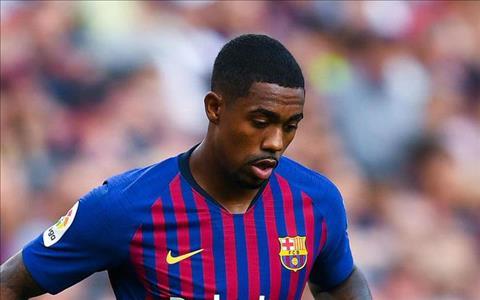 Arsenal muốn mượn Malcom từ Barca vào tháng 1 hình ảnh