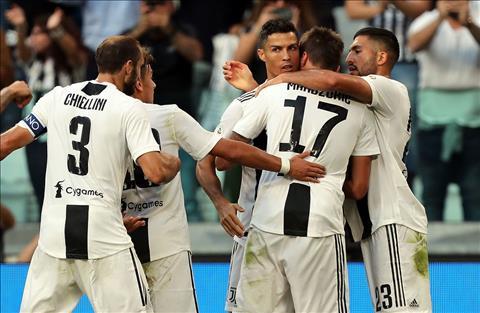 Juventus thang Napoli 3-1