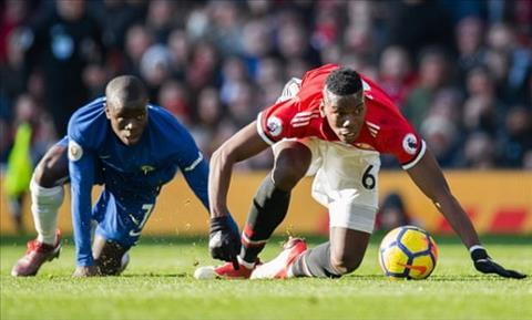 Paul Pogba không cần Jose Mourinho, mà cần Kante