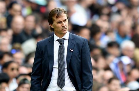 Cựu HLV Julen Lopetegui của Real Madrid dẫn dắt Sevilla hình ảnh