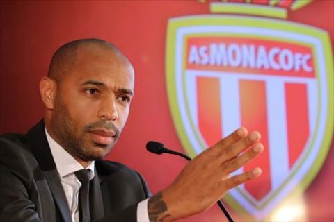 Pep Guardiola nói về việc Thierry Henry dẫn dắt Monaco hình ảnh