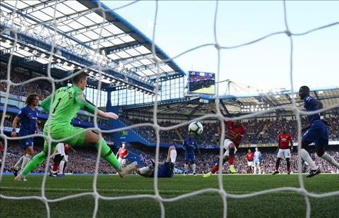 Những thống kê ấn tượng sau trận đấu Chelsea 2-2 MU hình ảnh