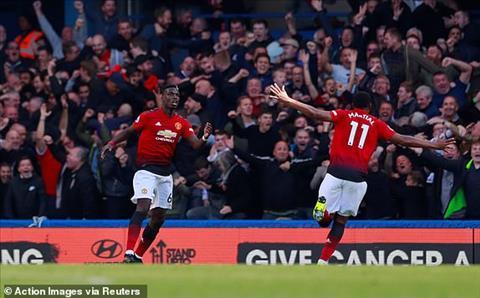 4 người chiến thắng và 3 người thất bại sau trận Chelsea vs MU hình ảnh
