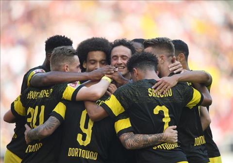 Video bàn thắng kết quả Stuttgart vs Dortmund 0-4 Bundesliga 2018 hình ảnh