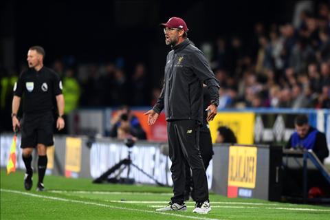 Huddersfield 0-1 Liverpool Ngày Vua Ai Cập chớm hồi sinh hình ảnh 2