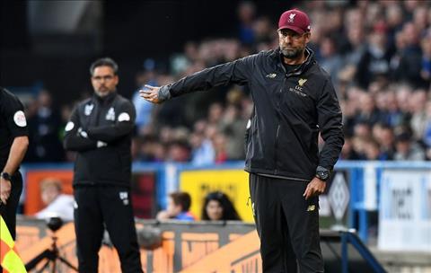 Vì sao Roberto Firmino ngồi dự bị trước Huddersfield hình ảnh 2
