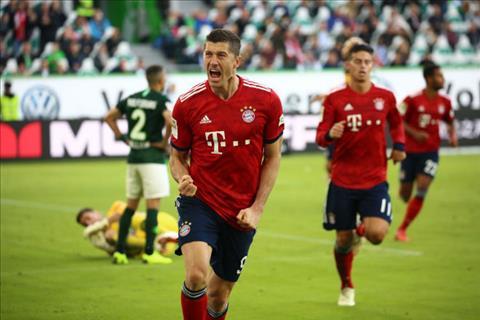 Video bàn thắng Wolfsburg vs Bayern Munich 1-3 Bundesliga 201819 hình ảnh