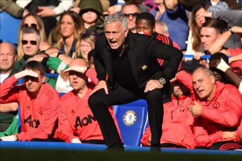 Mourinho cho rang Chelsea da run so truoc MU