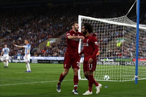 Mohamed Salah phát biểu sau trận Huddersfield 0-1 Liverpool hình ảnh