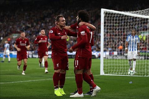 Những thống kê đáng nhớ sau trận đấu Huddersfield 0-1 Liverpool hình ảnh