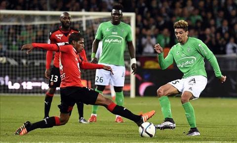 StEtienne vs Rennes 2h55 ngày 63 Cúp quốc gia Pháp 201920 hình ảnh
