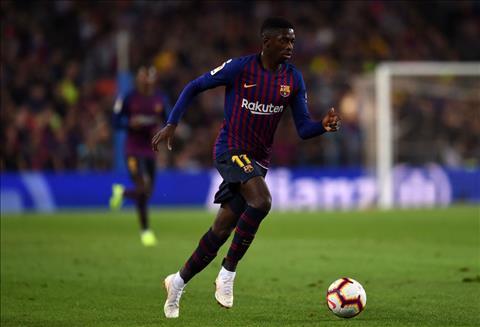 Barca bán Ousmane Dembele cho Arsenal nếu hình ảnh