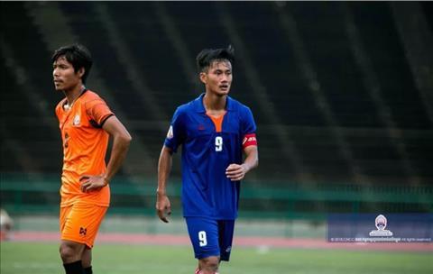 ĐT Campuchia triệu tập cầu thủ 16 tuổi đá AFF Cup 2018 hình ảnh