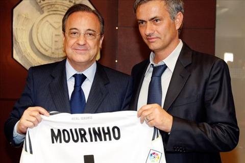 Real Madrid nhắm bổ nhiệm Jose Mourinho thay Lopetegui hình ảnh