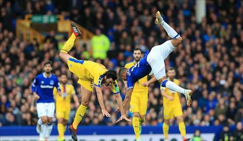 Video bàn thắng kết quả Everton vs Crystal Palace 2-0 đêm qua hình ảnh