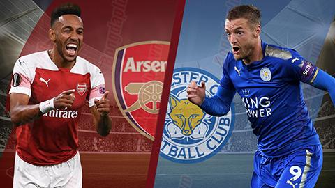 Arsenal vs Leicester 02h00 ngày 2310 (Premier League 201819) hình ảnh