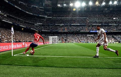 Atletico va Real de Barca noi rong cach biet ve diem so tren BXH