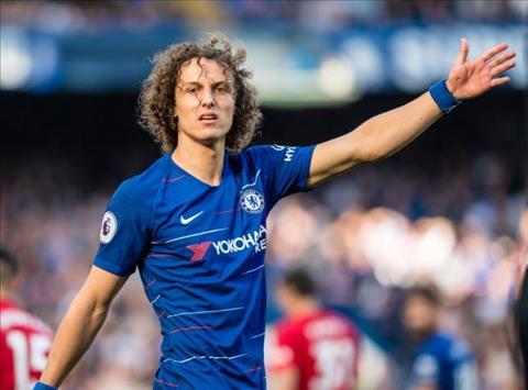 David Luiz chỉ trích chiến thuật của MU ở trận gặp Chelsea hình ảnh