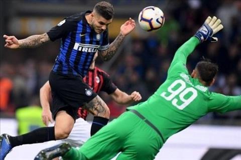 Mauro Icardi phát biểu sau trận Inter 1-0 Milan hình ảnh