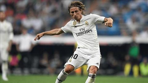 Real không gia hạn hợp đồng với Luka Modric hình ảnh