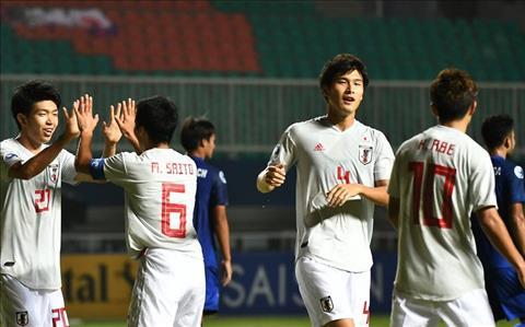 Kết quả U19 châu Á ngày 2210 Xác định đội bóng đầu tiên chính t hình ảnh
