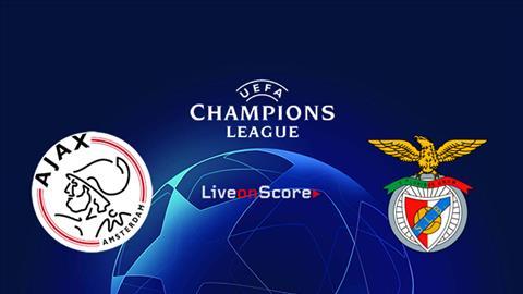 Ajax vs Benfica 02h00 ngày 2410 (Champions League 201819) hình ảnh