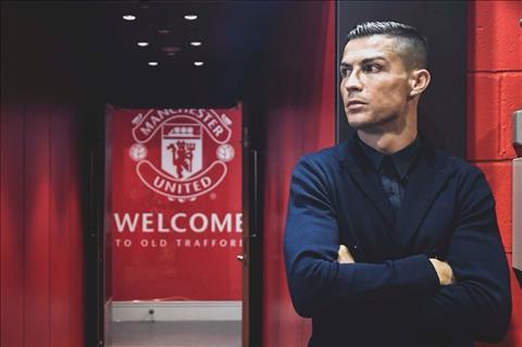 Cristiano Ronaldo trở lại MU Tiếc thay chút nghĩa cũ càng… hình ảnh