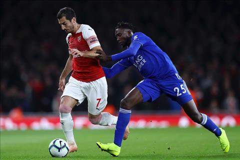 Dư âm Arsenal 3-1 Leicester Show diễn của Ozil, nhưng hình ảnh