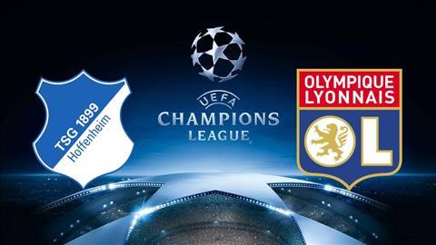 Hoffenheim vs Lyon 02h00 ngày 2410 (Champions League 201819) hình ảnh