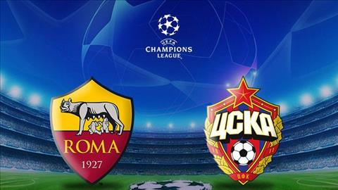 Roma vs CSKA Moscow 02h00 ngày 2410 (Champions League 201819) hình ảnh